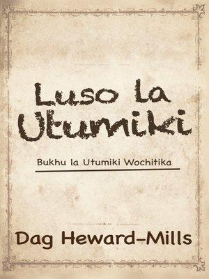 cover image of Luso la Utumiki