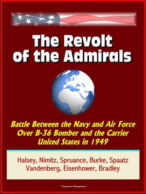 cover image of The Revolt of the Admirals