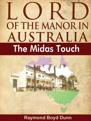 cover image of Lord of the Manor in Australia