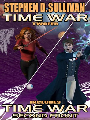 cover image of Time War Twofer