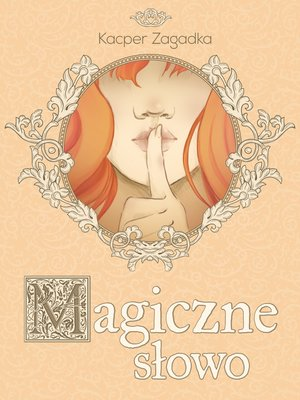 cover image of Magiczne słowo