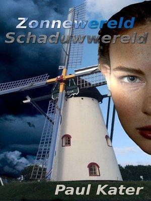 cover image of Zonnewereld, Schaduwwereld