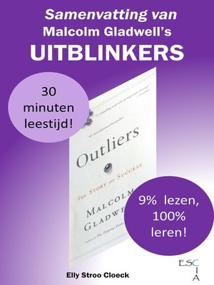 cover image of Samenvatting van Malcolm Gladwell's Uitblinkers