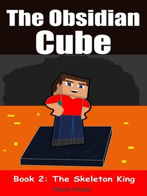 cover image of The Obsidian Cube (Book 2)