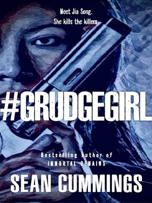 cover image of #Grudgegirl