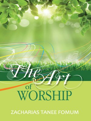 cover image of The Art of Worship