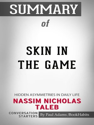 cover image of Summary of Skin in the Game
