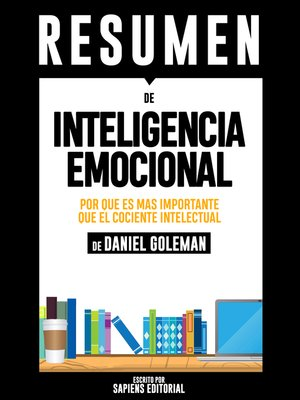 cover image of Inteligencia Emocional