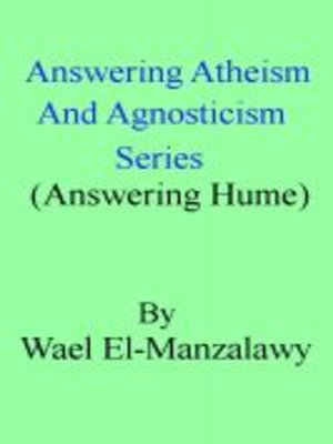 cover image of Answering Atheism and Agnosticism Series (Answering Hume)