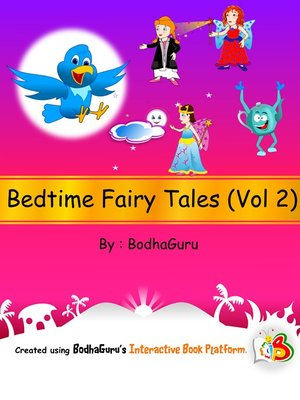 cover image of Bedtime Fairy Tales (Vol 2)
