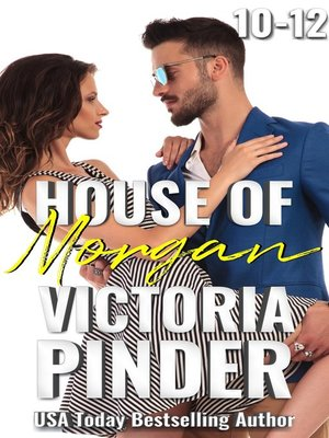 cover image of House of Morgan 10-12