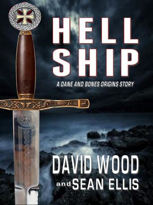 cover image of Hell Ship- a Dane and Bones Origins Story