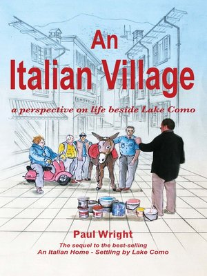 cover image of An Italian Village