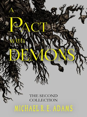 cover image of A Pact with Demons