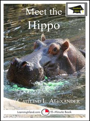 cover image of Meet the Hippo