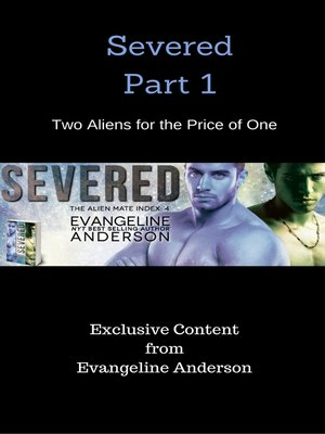 cover image of Severed Part 1