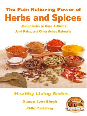 cover image of The Pain Relieving Power of Herbs and Spices