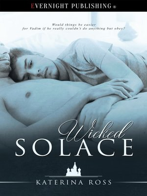 cover image of Wicked Solace