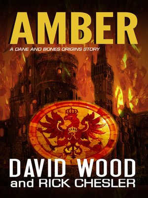 cover image of Amber- a Dane and Bones Origins Story