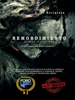 cover image of Remordimiento