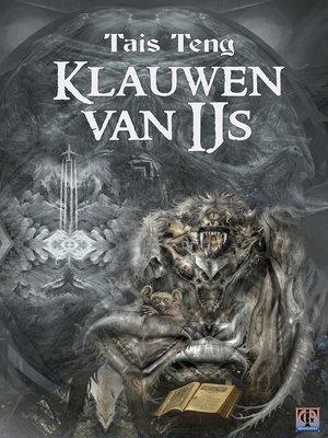 cover image of Klauwen van ijs