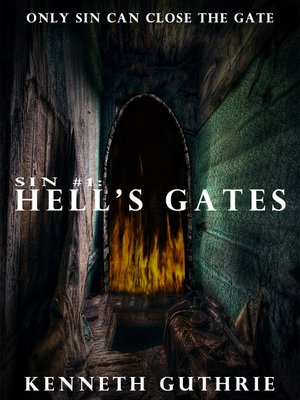 cover image of Hell's Gates (Sin Fantasy Thriller Series #1)