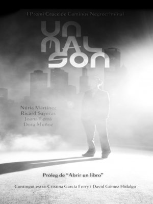 cover image of Un malson