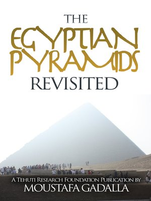 cover image of Egyptian Pyramids Revisited