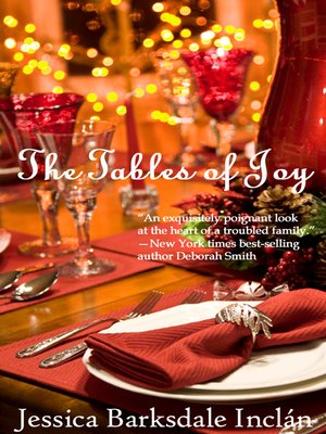 cover image of Tables of Joy