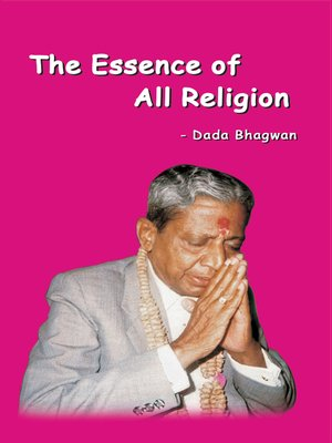 cover image of The Essence of All Religion