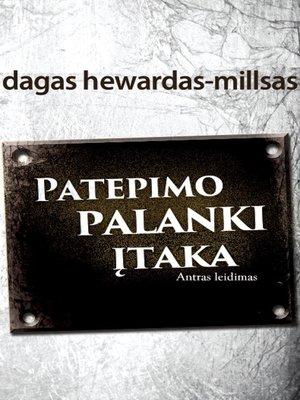 cover image of Patepimo palanki įtaka