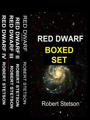 cover image of Red Dwarf Boxed Set