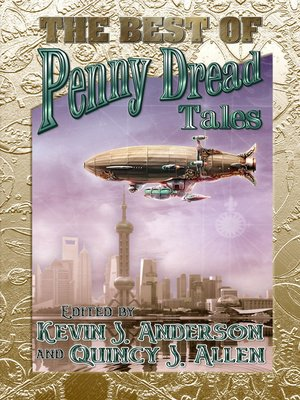 cover image of The Best of Penny Dread Tales