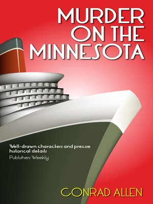 cover image of Murder on the Minnesota