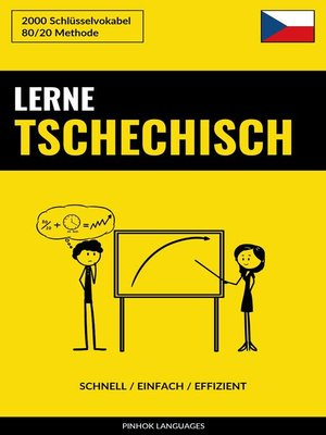 cover image of Lerne Tschechisch
