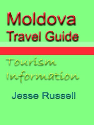 cover image of Moldova Travel Guide