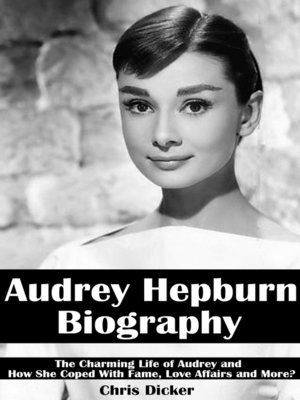 cover image of Audrey Hepburn Biography