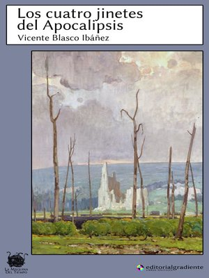 cover image of Los cuatro jinetes del Apocalipsis