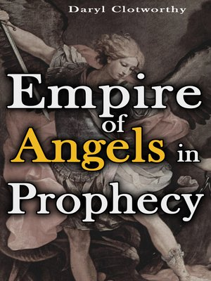 cover image of Empire of Angels in Prophecy