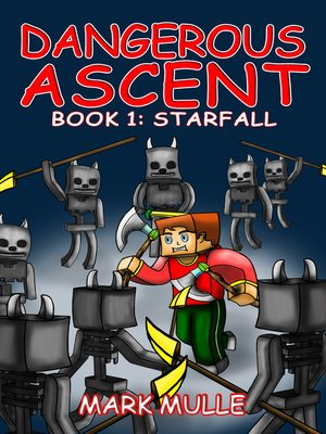 cover image of Dangerous Ascent, Book 1