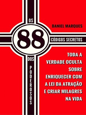 cover image of Os 88 Códigos Secretos dos Poderosos