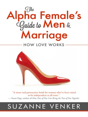 cover image of The Alpha Female's Guide to Men and Marriage