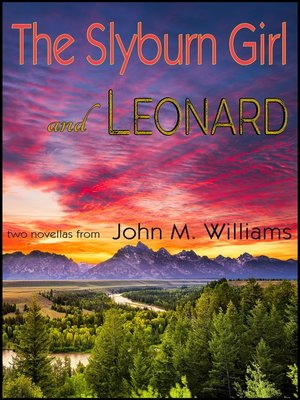 cover image of The Slyburn Girl and Leonard