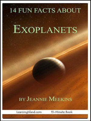 cover image of 14 Fun Facts About Exoplanets