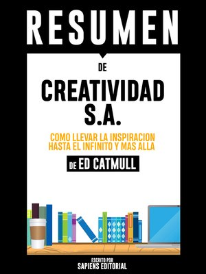 cover image of Creatividad S.A.