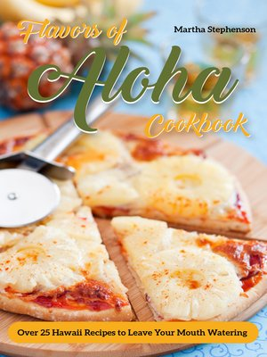 cover image of Flavors of Aloha Cookbook