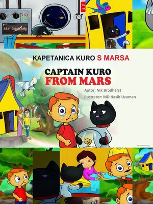 cover image of Kapetanica Kuro s Marsa