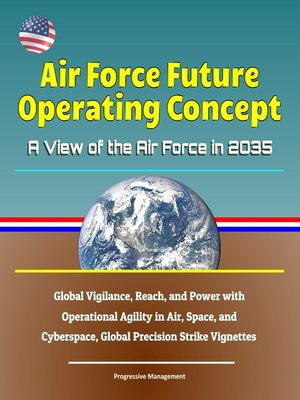 cover image of Air Force Future Operating Concept
