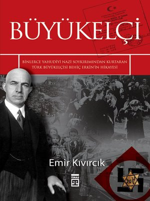cover image of Büyükelçi