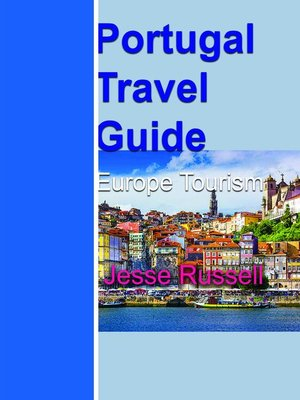 cover image of Portugal Travel Guide
